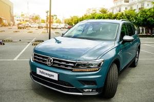 Volkswagen Tiguan Luxury - Chinh phục mọi địa hình - Giá tốt nhất miền Nam khi liên hệ