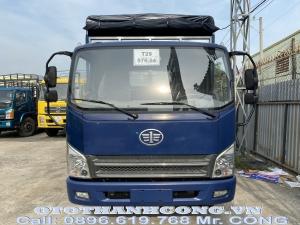 Xe tải Faw 7T3 ga cơ máy hyunfai thùng dài 6.3m