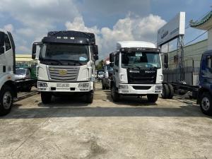 Xe tải faw 8 tấn - thùng dài 8m chở hàng cồng kềnh | Hỗ trợ trả góp