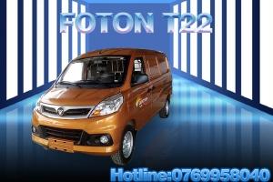xe van FOTON T22