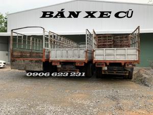 Cần Bán 6 xe tài thùng Kamaz 17,9/30 tấn thùng 9m đóng chắc chắn