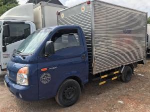 cần bán xe tải h100 nhập khẩu thùng kín đời 2011 giá thanh lý tphcm