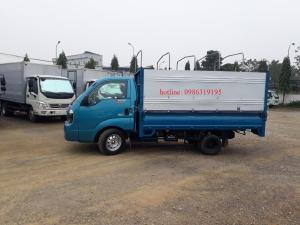 Giá xe Thaco Trường Hải K200, tải trọng 1.9 tấn Hưng Yên 0986319195