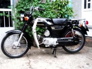 Bán Xe Tay Côn Suzuki 50 Hàng Nhập