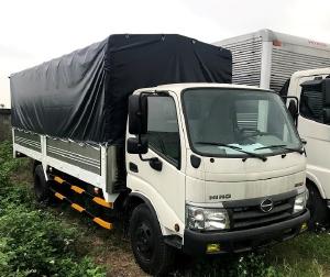 xe tải hino 3t5, XZU 720L