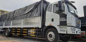 Xe tải 8 tấn thùng dài 10 mét chuyên chở palet | faw 8 tấn nhập khẩu nguyên chiếc 2020.