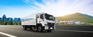 Giá xe tải 9 tấn C160.E4 tại bình định