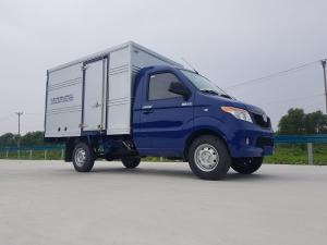 Bán xe tải Kenbo đi phố thùng dài 2m6