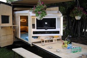 Xe iMoving Gaz - Biệt Thự Mini Di Động