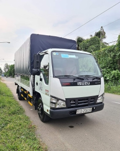Bán xe Tải Cũ QKR 270 Thùng 4M3 2017 Trả Góp