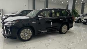 Bán Lexus LX570 Super Sport, 8 chỗ, sản xuất 2020, nhập Trung Đông,xe giao ngay.