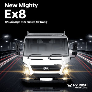 Bán xe tải 7 tấn , hyundai mighty EX8