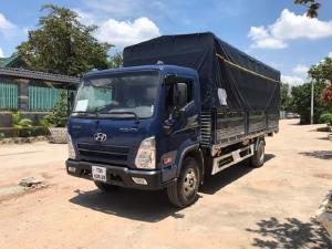 Xe Hyundai EX8 GTL. cabin đầu vuông