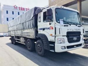 Xe tải 19 tấn , Hyundai HD320 , xe tải 4 chân chính hãng