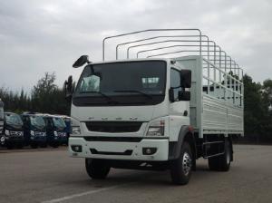 Giá xe tải Mitsubishi Canter FA tải 7 tấn trả góp. Xe giao ngay_ Bình Phước
