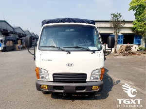 Xe tải Hyundai N250SL thùng bạt trả góp 80% trong 7 năm