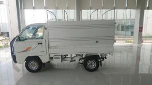 Xe tải 9 tạ Thaco Towner800 thùng bạt - Nhận xe chỉ với 80 triệu
