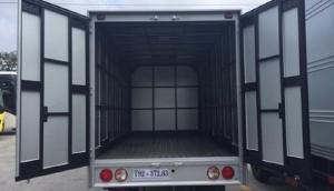 Xe tải Kia K250 2.4 tấn thùng kín - Nhận xe chỉ với 150 triệu
