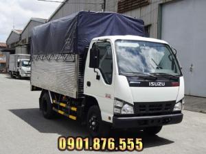 Xe tải Isuzu QKR230 hỗ trợ trả góp giá tốt 120tr nhận xe
