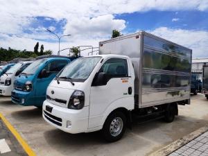 Tây ninh, giá xe tải HUYNDAI KIA K250 thùng kín tải 2,5 tấn đời 2020 trả góp