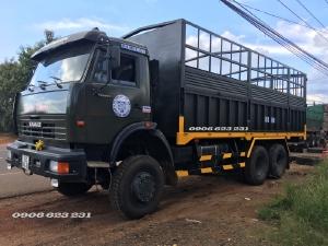 Kamaz 53229 | Bán tải thùng  Kamaz 14 tấn tại Bình Dương