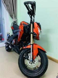 Cần bán : Kawasaki Z125 - 2016