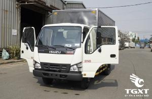 Xe tải Isuzu QKR270 thùng kín, thùng dài 4m3, trả góp 80%