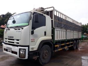 cần bán xe 3 giò isuzu đời 2015 tải 15 tấn thùng bạt hỗ trợ trả góp gái rẻ