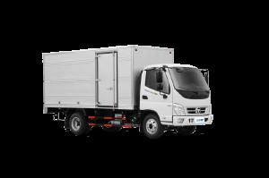 Mua xe tải 5 tấn trả góp tại bình định