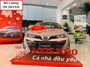 Bán xe Toyota Vios 1.5E MT( số sàn) đủ màu giao ngay