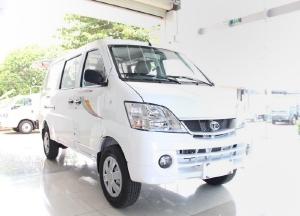 Bán Xe Tải Van - Thaco Towner Van5s - 5 Chổ - 750k - Chạy Giờ Cấm