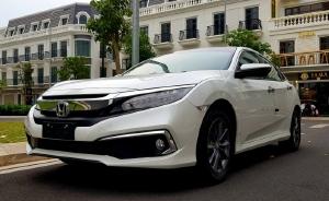 Honda Civic 1.8G 2020, Giá tốt nhất tại Tây Ninh - Hotline: 0961032157