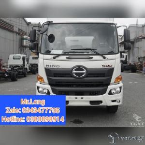 Hino Khác sản xuất năm 2020 Số tay (số sàn) Xe tải động cơ Dầu diesel