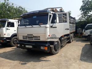 Tải thùng Kamaz 14 tấn | Bán xe tải Kamaz 53229 thùng tại Bình dương