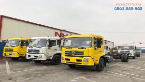 Bán xe tải Dongfeng 9 tấn B180 thùng 7M5 - Hổ trợ trả góp Dongfeng 2019
