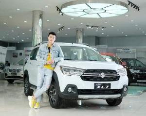 Xe Suzuki XL7 nhập khẩu đủ màu. Có sẵn giao ngay