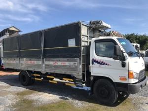 cần bán xe tải hd120sl đời 2017 tải 8t thùng dài 6m3 giá tốt có hỗ trợ góp