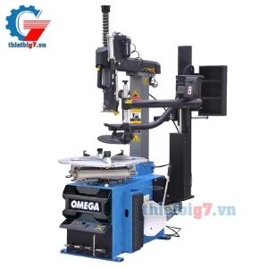 Máy tháo vỏ không lơvia omega t-555+t-333+lever less