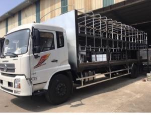 Báo giá xe Tải Dongfeng B180, Thùng Chở Xe Máy