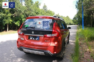 xe suv 7 chỗ nhập khẩu suzuki XL7 - khuyến mãi hấp dẫn