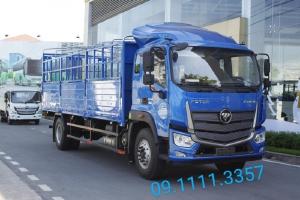 Xe thaco C160 tải trọng 9 tấn thùng dài 7m4 tại hải phòng