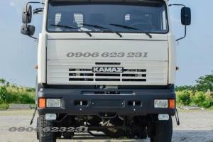 Mua bán xe tải thùng 3 chân 15 tấn tại Bình Phước | Kamaz thùng 6m3 & 7m1