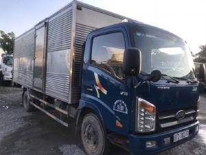 xe tải Veam Vt260 đời 2017 đăng ký 2018 tải 1t8 thùng dài 6m1 xe zin trả góp
