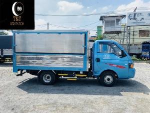 Mua xe tải Jac thùng kín cánh dơi với tải trọng 1 tấn 5
