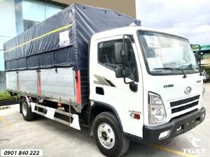 Hyundai EX8 – GTL thùng bạt, giá 7xx trả trước 20% nhận xe