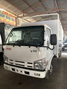 Báo giá xe tải isuzu vm 1t9 thùng dài 6m2