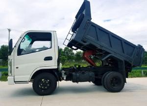 Báo giá xe ben tự đổ 2,35 tấn, Chở hàng 2,2m³