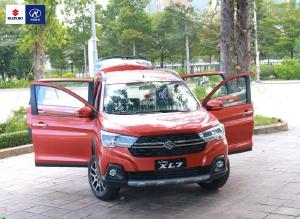 SUZUKI XL7 SUV 7 chỗ nhập khẩu nguyên chiếc Indonesia hoàn toàn mới!