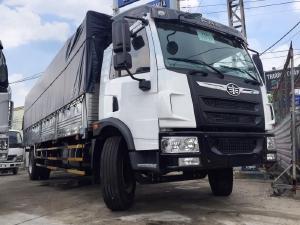 Xe tải faw 8 tấn thùng dài 8m đời 2020