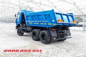 Xe ben 3 cầu Kamaz | Xe ben Kamaz 65111 (6x6) 3 cầu chuyên dụng 10m3